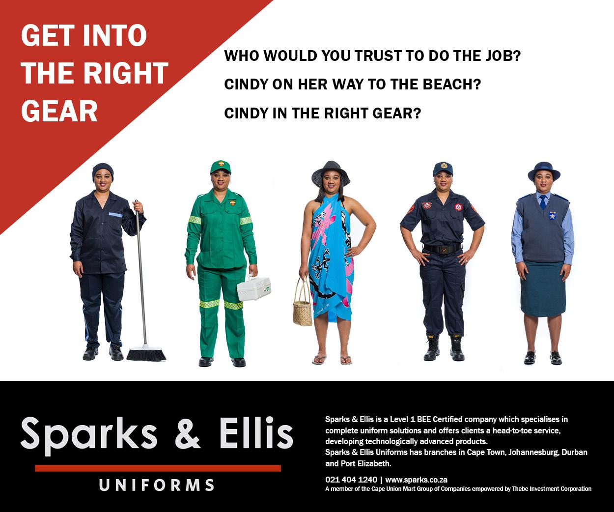 Welcome to Sparks & Ellis - Sparks